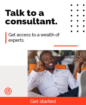 talk to a consultant